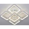 LED люстра светодиодная MX 10005 4+1 140W c пультом