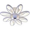 LED люстра светодиодная MX10001/8 MP3 144W c пультом