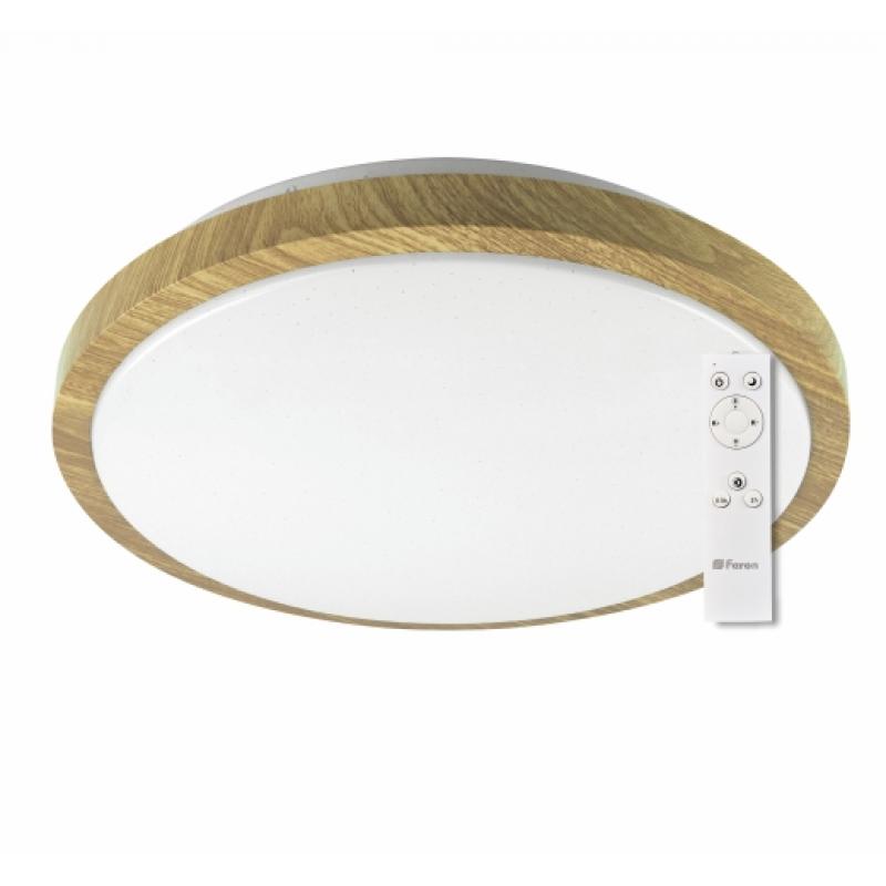 Светодиодный светильник Feron AL5501 36W WOODEN