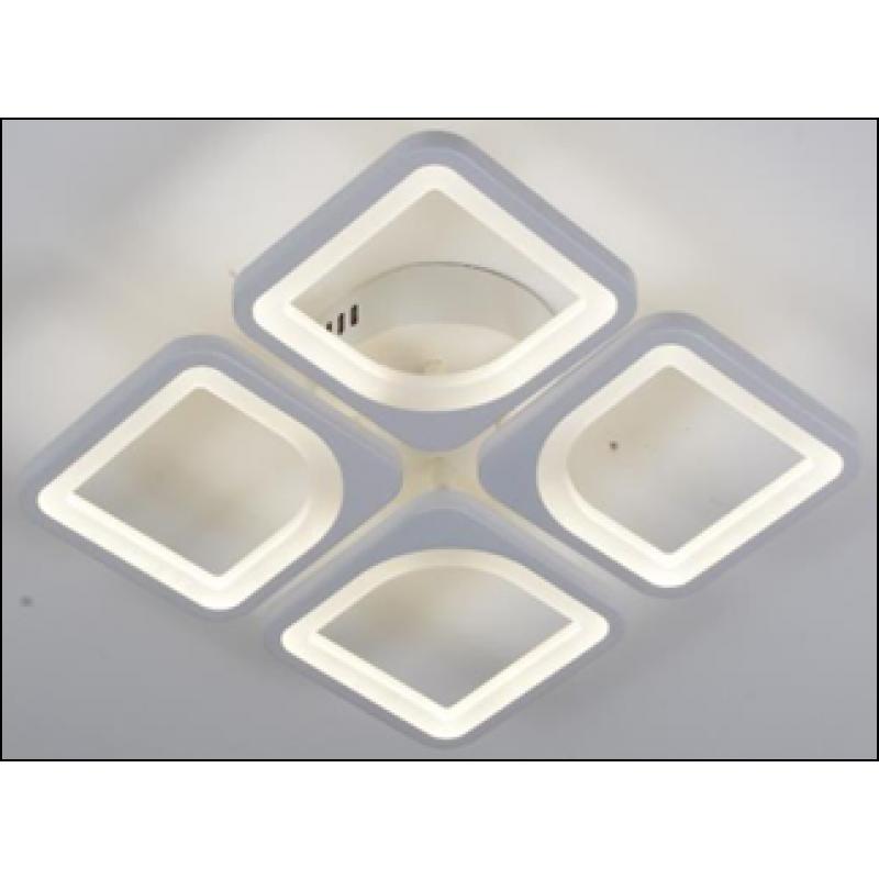 LED люстра светодиодная MX 10005/4В 72W c пультом