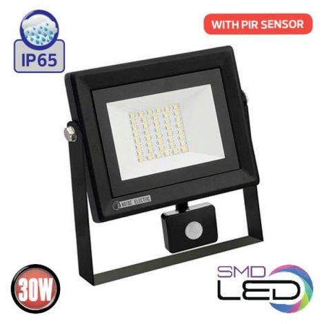 Светодиодный прожектор HOROZ Electric PARS/S-30 30W 2400Lm