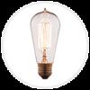 Лампы loft и гирлянды (26)
