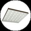 LED офисные и декоративные светильники