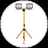 Светодиодные (LED) прожектора стойки