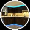 Светодиодная (LED) подсветка кухонь и мебели