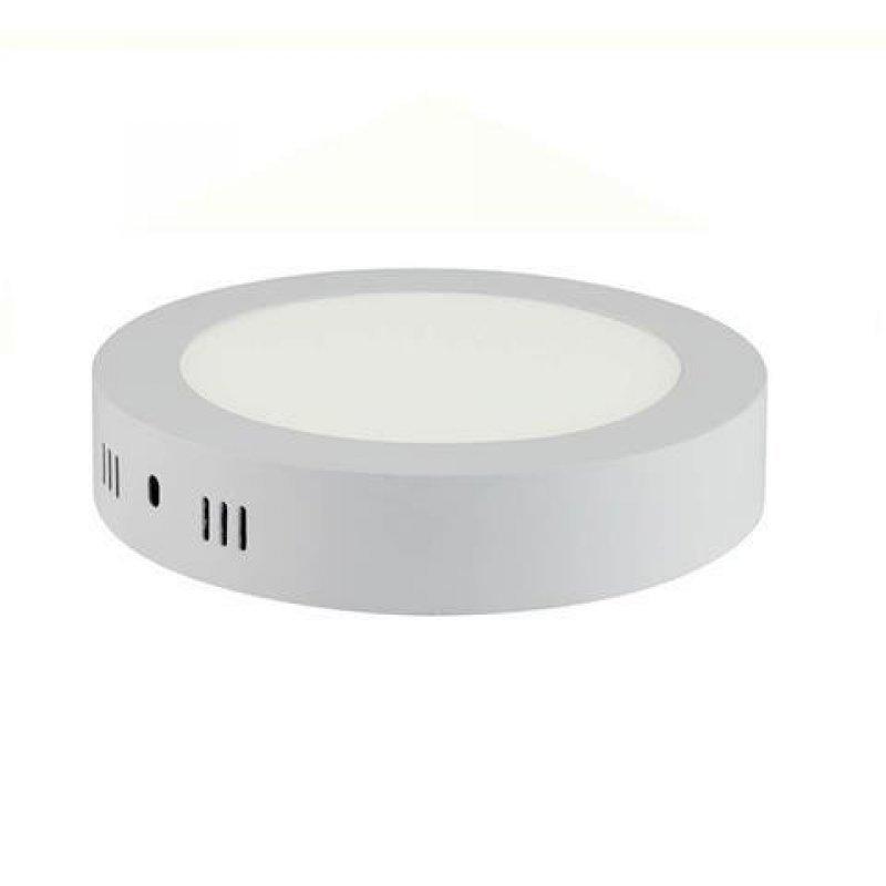 Светильник накладной HOROZ Electric (круг) CAROLINE - 12 4200K 12W