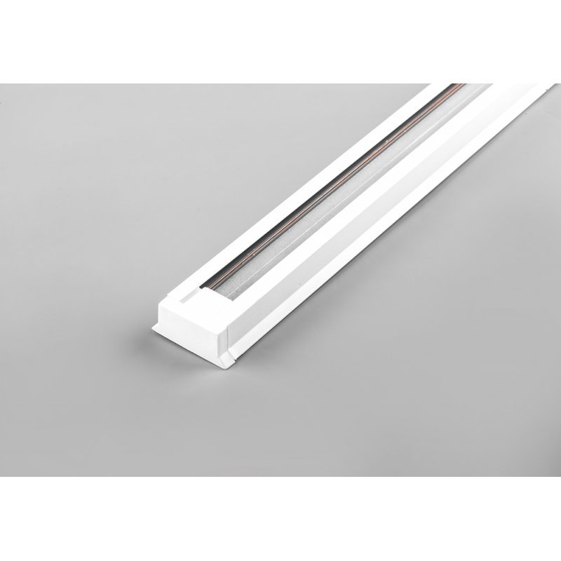 Шинопровод Feron CAB1000 1м (Белый/Черный)
