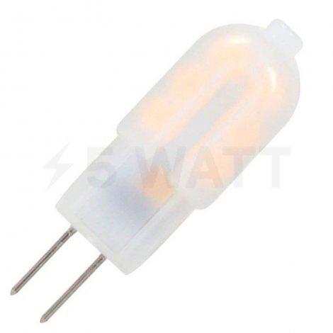 Светодиодная лампа BIOM G4 2W 2835 PC 3000K/4000K AC/DC12