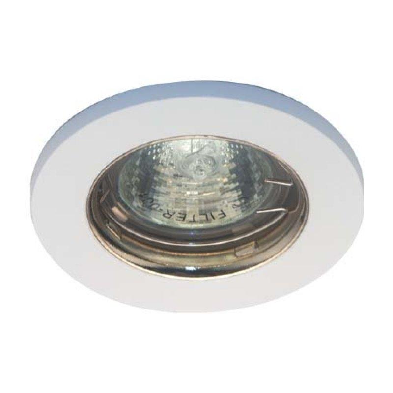 Встроенный светильник карданный Feron DL1016