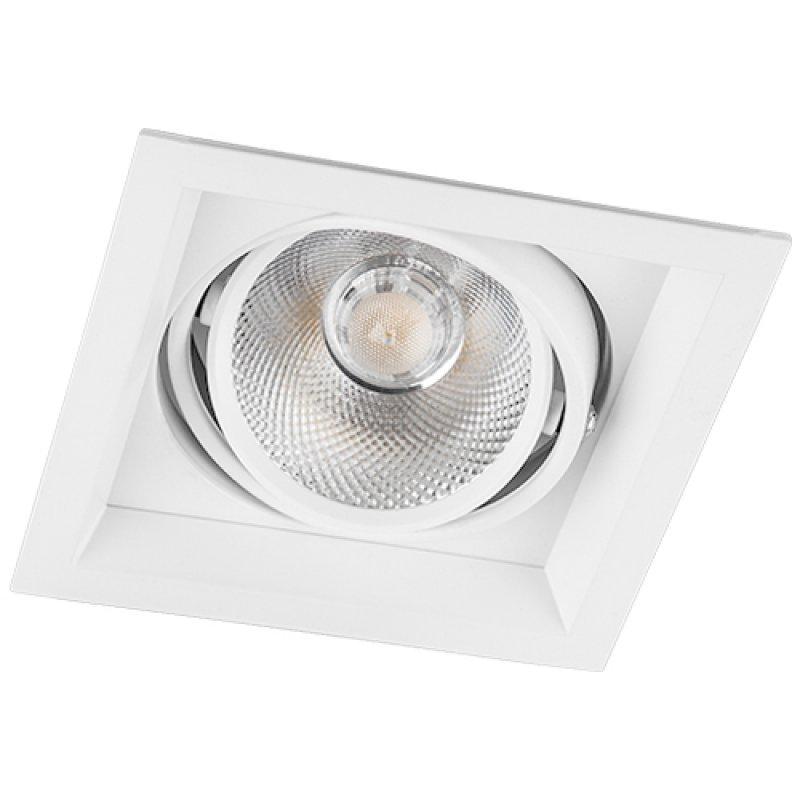 Карданный светильник Feron AL201 COB 12W