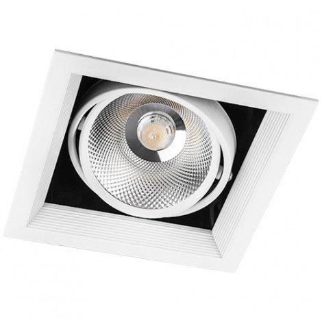 Карданный светильник Feron AL211 COB 30W
