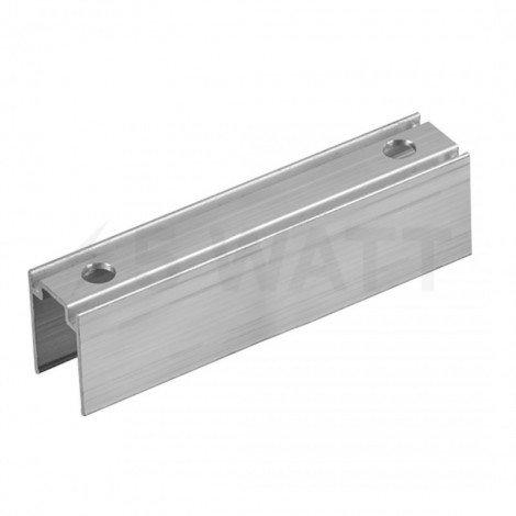Крепление для светодиодных лент NEON (алюминий) 5 см