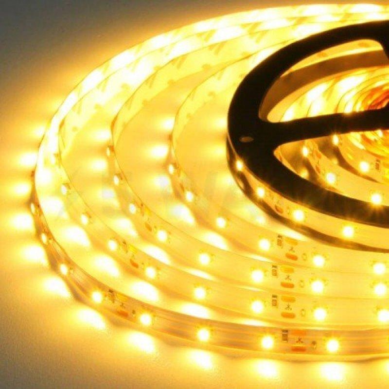 Светодиодная лента B-LED SMD 2835 60LED/m 4.8W IP65 красный, синий, зеленый, желтый
