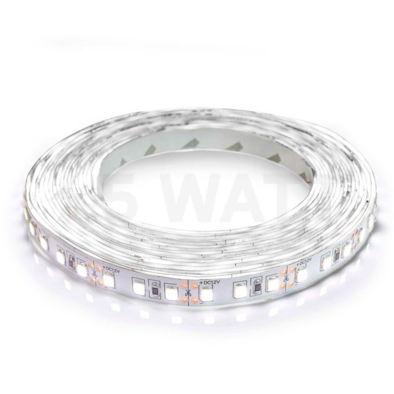 Светодиодная лента B-LED SMD 2835 120LED/m 9.6W IP20 холодный белый