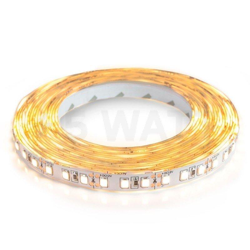 Светодиодная лента B-LED SMD 2835 120LED/m 9.6W IP20 теплый белый