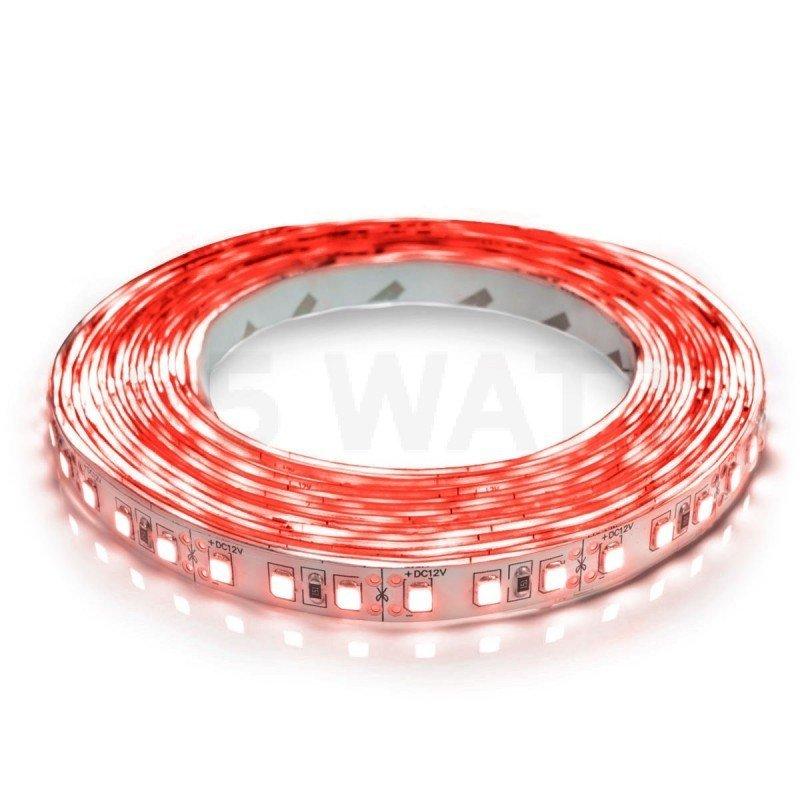 Светодиодная лента B-LED SMD 2835 120LED/m 9.6W IP20 красный, синий, зеленый, желтый