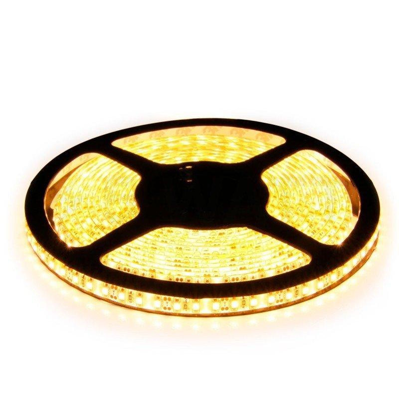 Светодиодная лента B-LED SMD 2835 120LED/m 9.6W IP65 теплый белый