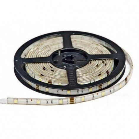 Светодиодная лента B-LED SMD 5050 30LED/m 7.2W IP65 белый