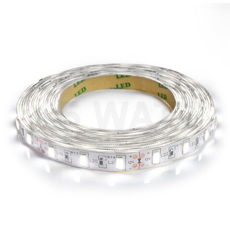 Светодиодная лента B-LED SMD 5630 60LED/m 15W IP20 холодный белый