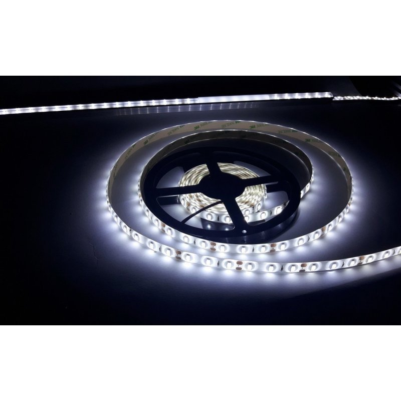 Светодиодная лента B-LED SMD 5730 60LED/m 18W IP20 белый