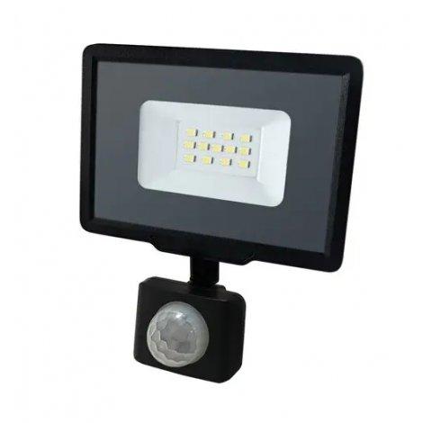 Светодиодный прожектор BIOM 10W S5-SMD-10-Slim+Sensor 6200К 220V IP65 с сенсорным датчиком