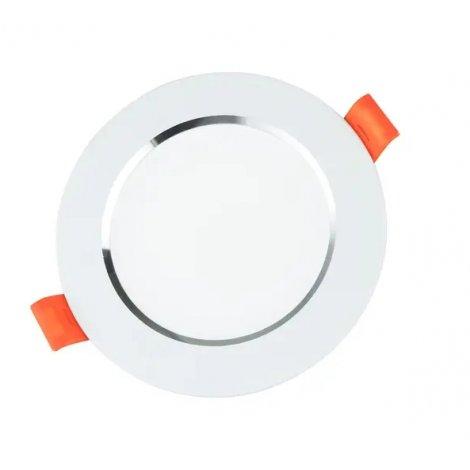Светильник светодиодный Biom DF-12W 12Вт белый круглый 5000К