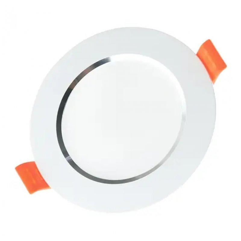 Светильник светодиодный Biom DF-6B 6Вт круглый 5000К белый