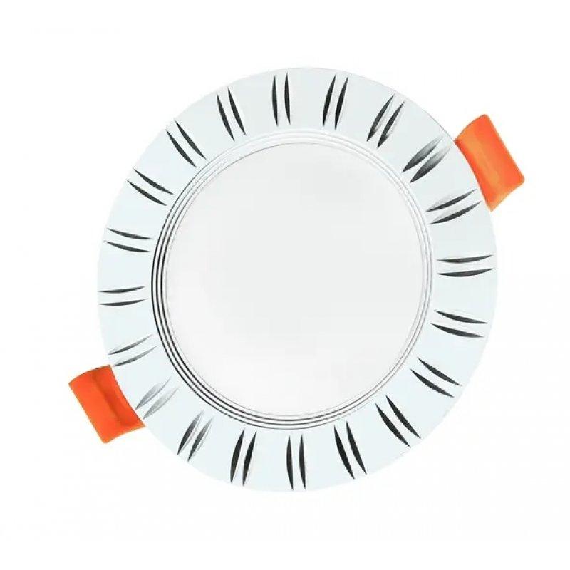 Светильник светодиодный Biom DFR-6W 6Вт белый круглый 5000К