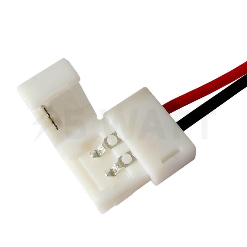 Коннектор для светодиодных лент OEM №4 8mm joint wire (зажим-провод)