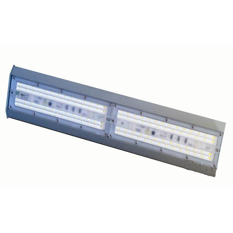 Светодиодный промышленный светильник 100W 6200K IP65 Velmax V-LHB-1006