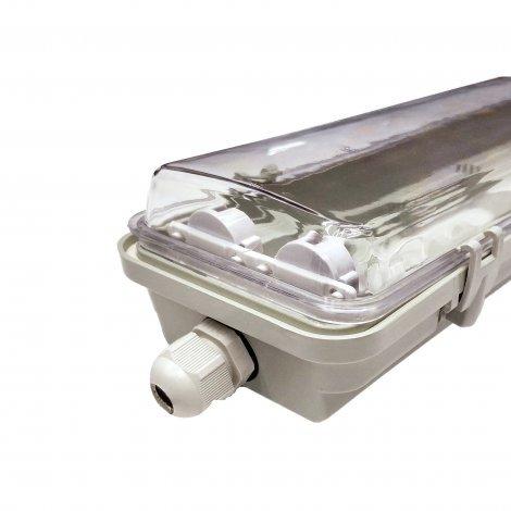 Промышленный светильник Евросвет EVRO-LED-SH-40 2*1200мм slim