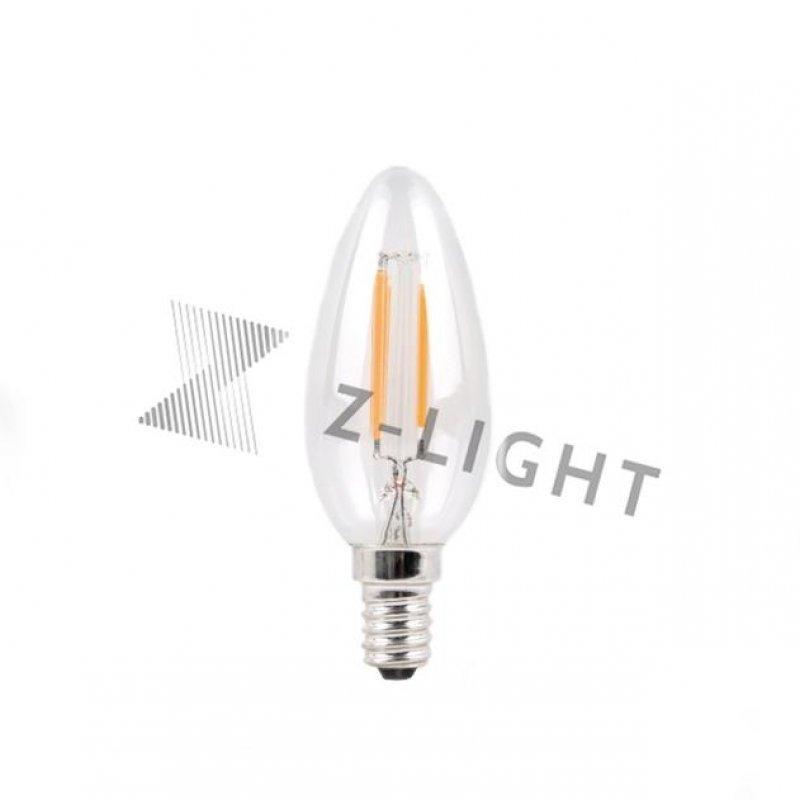 Светодиодная лампа Filament Z-LIGHT ZL1012 5W E14 2700K