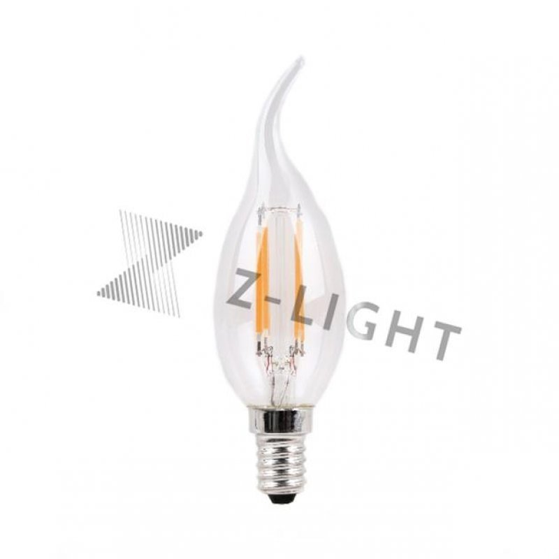 Светодиодная лампа Filament Z-LIGHT ZL1014 5W E14 4000K