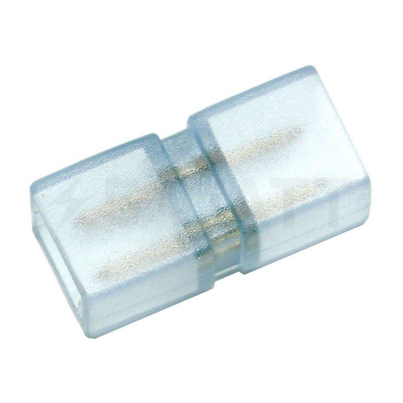 Коннектор для светодиодных лент 220V 5050/3014 (2 разъема + 2pin (2 шт.))
