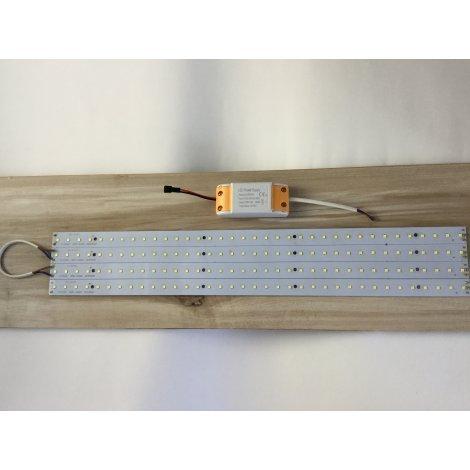 Растровый комплект для светильников 600*600 MTK-2835W 18W