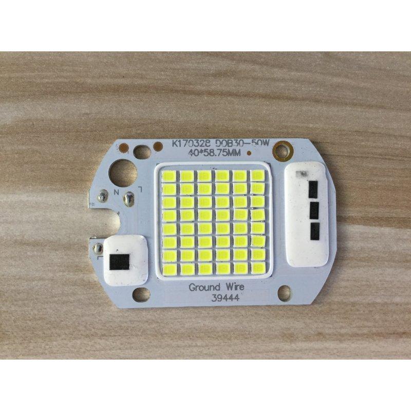 Светодиодная матрица для прожекторов 50W