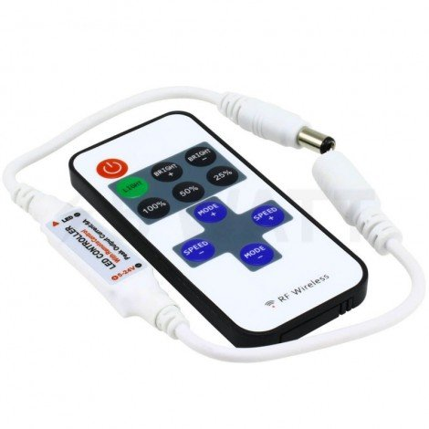 Диммер OEM 6A-RF-11 кнопок 1 канал