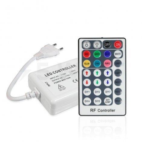 Контроллер RGB OEM 800W-RF-28 кнопок