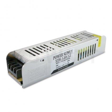 Блок питания OEM DC12 120W 10A STR-120 с EMC фильтром