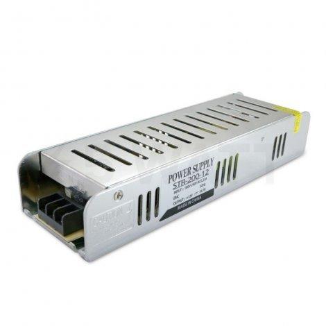 Блок питания OEM DC12 200W 16.7A STR-200 с EMC фильтром