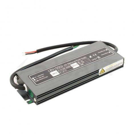 Блок питания PROFESSIONAL DC12 100W WBP-100 8.3A SUPERSLIM