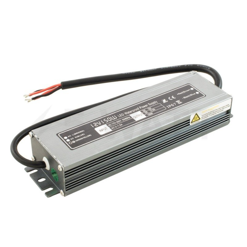 Блок питания PROFESSIONAL DC12 150W WBP-150 12.5A SUPERSLIM