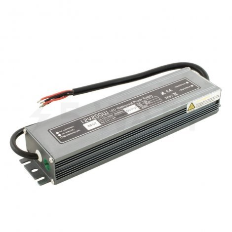 Блок питания PROFESSIONAL DC12 200W WBP-200 16.7A SUPERSLIM