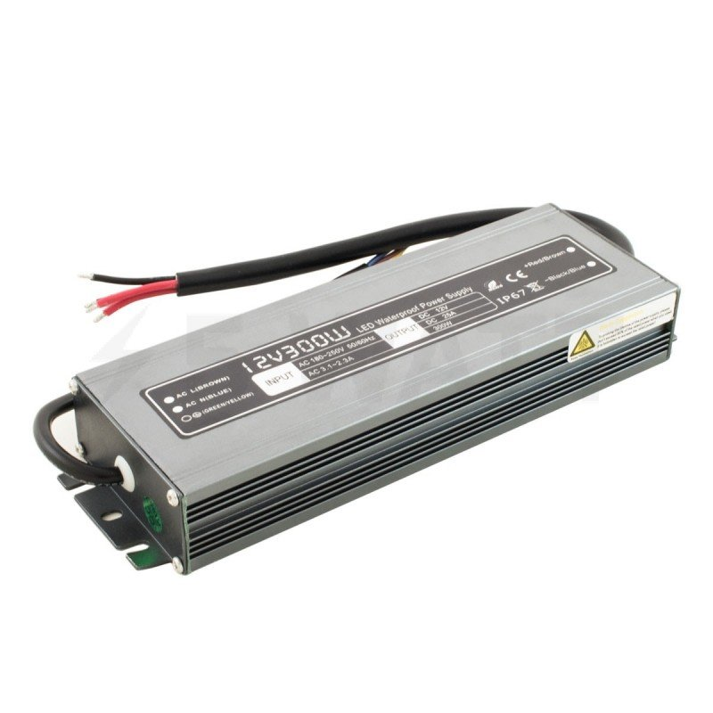 Блок питания PROFESSIONAL DC12 300W WBP-300 25A SUPERSLIM