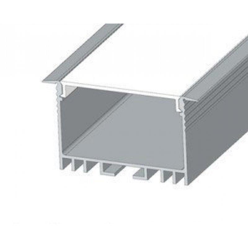 LED профиль для светодиодных лент ЛСВ40