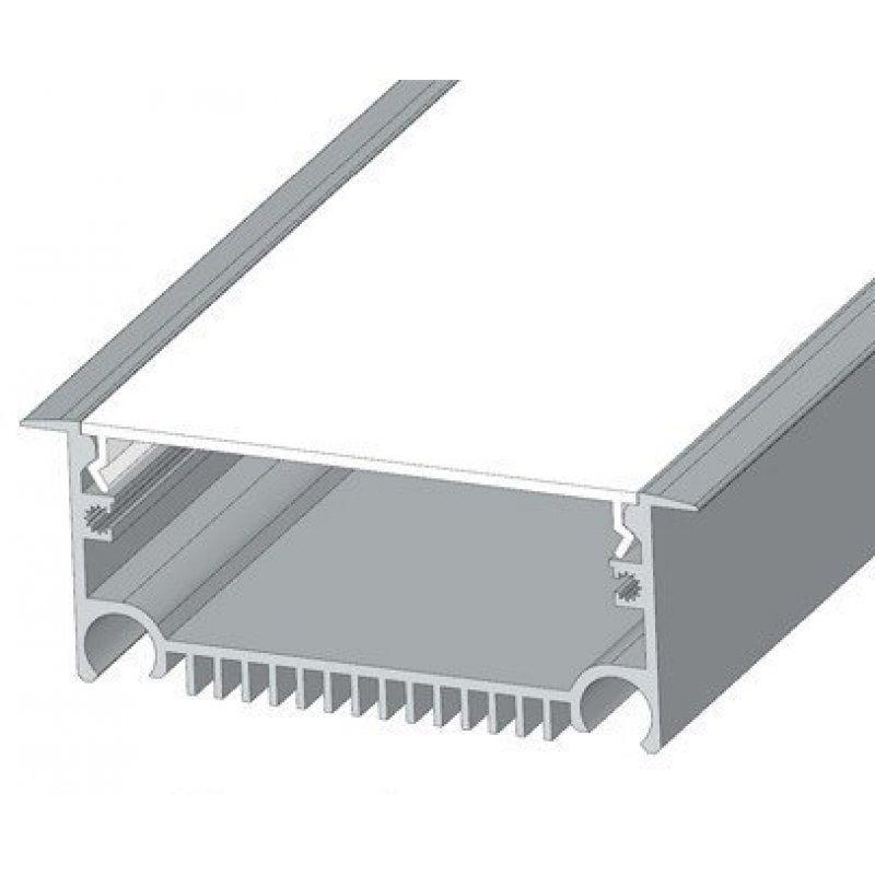 LED профиль для светодиодных лент ЛСВ70