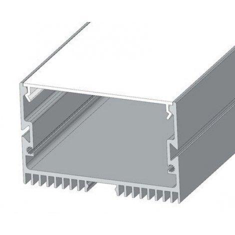 LED профиль для светодиодных лент ЛС70