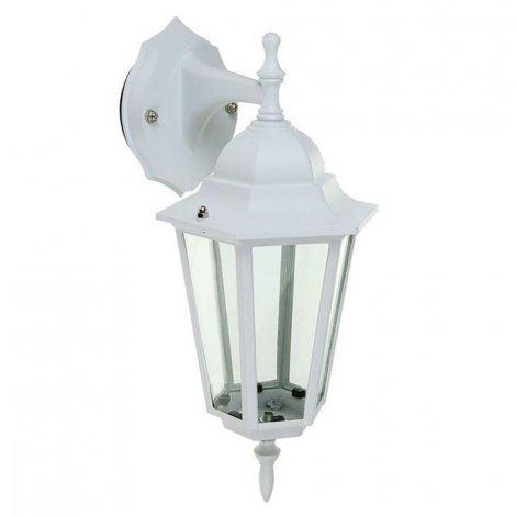 Светильник парковый RIGHT HAUSEN (метал/белый) 60W E27 вниз HN-19.3.01.1