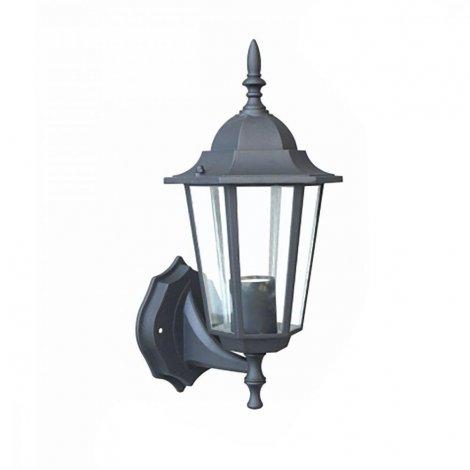 Светильник парковый RIGHT HAUSEN (метал/стекло/черный) 60W E27 вверх HN-19.3.02.2