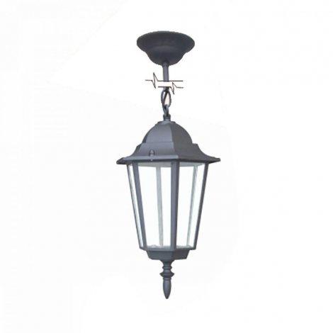 Светильник парковый RIGHT HAUSEN (метал/стекло/черный) 60W E27 на цепи HN-19.3.03.2